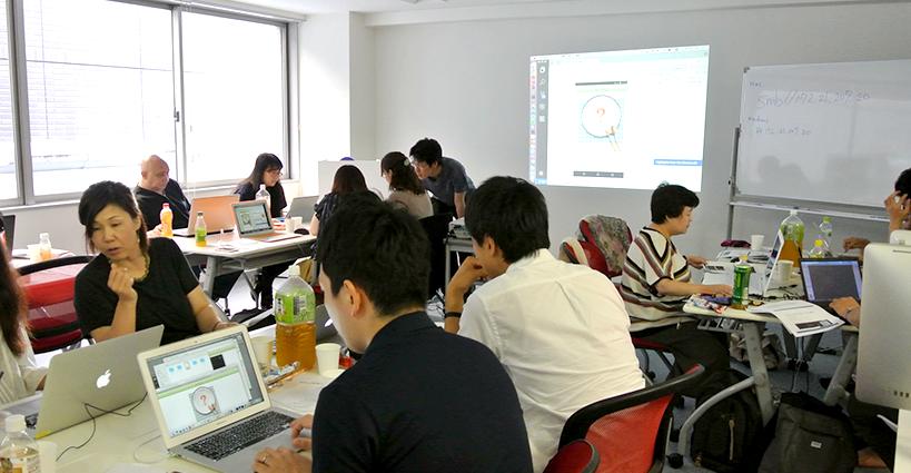 ノンプログラマがXamarin→Angular.jsでスマホアプリ開発する体験セミナーに参加しましたpart2